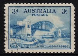 Australia 1932 Sydney Harbour Bridge 3d CTO No Gum Used - 1913-36 George V : Other Issues
