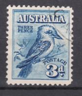 Australia 1928 Kookaburra 3d CTO No Gum - 1913-36 George V : Other Issues