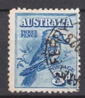 Australia 1928 Kookaburra 3d Used - 1913-36 George V : Other Issues