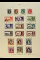 1937-1970 FINE USED COLLECTION.  An Attractive Collection, Mainly Of Complete Sets With Most Elusive Issues Present. Inc - India