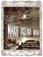 """PUB   """" MARIE BRIZARD & ROGER  """"  1913 ( 1 ) - Alcohols"""