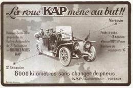 "PUB  ROUES  "" KAP ""  1913 ( 3 ) - Transportation"