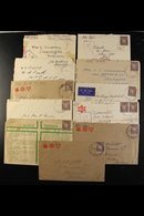 WW2 AUSTRALIAN FORCES - ZERO PREFIXES - ARMY POST OFFICES  A Fine Collection Of Covers Back To Australia, Bearing Austra - Papua New Guinea