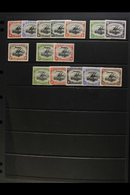 1901-07 LAKATOI ISSUES, FINE MINT COLLECTION  With 1901-05 Horizontal Watermark 1d, 2½d, 4d, 6d And 1s, Vertical Waterma - Papua New Guinea