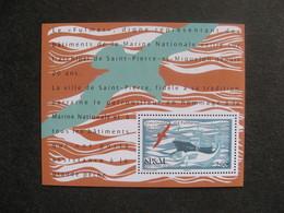 Saint Pierre Et Miquelon: TB Feuille N° F 1203 , Neuve XX. - Nuevos