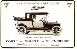 """PUB VEHICULES   """" PACKARD  38 HP """"    1913 ( 4 ) - Cars"""