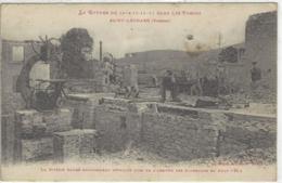 CPA Dept 88 SAINT LEONARD Scierie - France