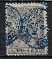 MADAGASCAR           N°  YVERT   64       OBLITERE       ( O   3/47 ) - Oblitérés