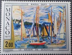 FD/3127 - 1977 - MONACO - RAOUL DUFFY - N°1097 NEUF** - Monaco