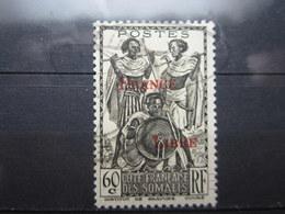 VEND BEAU TIMBRE DE LA COTE FRANCAISE DES SOMALIS N° 217 !!! - Französich-Somaliküste (1894-1967)