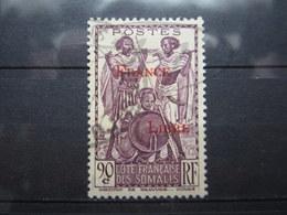 VEND BEAU TIMBRE DE LA COTE FRANCAISE DES SOMALIS N° 220 !!! - Côte Française Des Somalis (1894-1967)