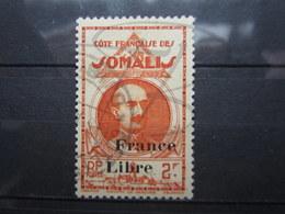 VEND BEAU TIMBRE DE LA COTE FRANCAISE DES SOMALIS N° 226 !!! - Côte Française Des Somalis (1894-1967)