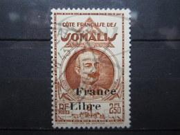 VEND BEAU TIMBRE DE LA COTE FRANCAISE DES SOMALIS N° 228 !!! - Côte Française Des Somalis (1894-1967)