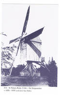 Sint-Pieters-Rode: De Dorpsmolen ( 2 Scans) - Autres