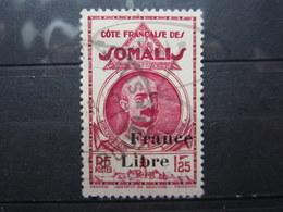 VEND BEAU TIMBRE DE LA COTE FRANCAISE DES SOMALIS N° 221 !!! - Côte Française Des Somalis (1894-1967)