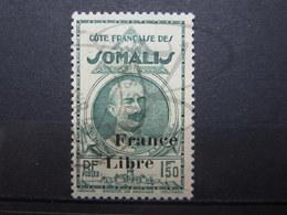 VEND BEAU TIMBRE DE LA COTE FRANCAISE DES SOMALIS N° 223 !!! - Côte Française Des Somalis (1894-1967)