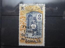 VEND BEAU TIMBRE DE LA COTE FRANCAISE DES SOMALIS N° 194 !!! - Côte Française Des Somalis (1894-1967)