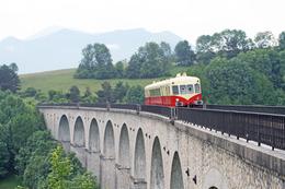Lus La Croix Haute (26) 29/06/ 2008 - L'autorail X.2403 De L'Association Des Chemins De Fer De La Haute Auvergne - France