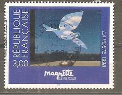 FRANCE 1998 Y T N ° 3145 Oblitéré Cachet Rond - Francia