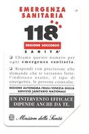 Italia - Tessera Telefonica Da 10.000 Lire N. 240 - 31/12/94 Emergenza - Italia