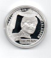 NEDERLAND 10 EURO 2013 ZILVER PROOF KONING WILLEM ALEXANDER - [ 3] 1815-… : Royaume Des Pays-Bas