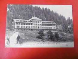Montana Clairmont S. Sierre - Sanatorium Populaire Genevois - VS Valais