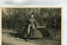 MOTOCYCLETTE(PHOTO) - Cars