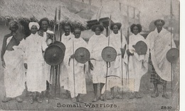 Côte Française Des SOMALIS - Somali Warriors - Somalia