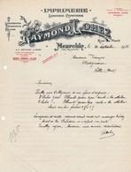 MEURCHIN RAYMOND LOHEZ IMPRIMERIE LIBRAIRIE PAPETERIE LITHOGRAPHIE TYPOGRAPHIE RELUIRE ANNEE 1926 - France