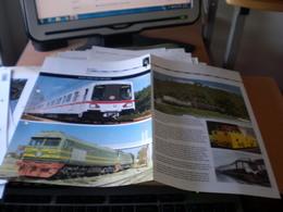 Deutsche Lokomotiven In Aller Welt Blick Uber Die Grenzen - Material Y Accesorios