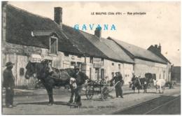 21 LE MAUPAS - Rue Principale - Autres Communes