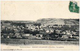 21 Environs De Semur - MARIGNY-le-CAHOUET - Vue Générale - Autres Communes