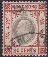 Hong Kong   .   SG  .   83a      .   O      .    Cancelled      .   /    .  Gebruikt - Hong Kong (...-1997)