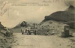 CANTAL AUVERGNE PITTORESQUE Le Car Alpin Au PAS DE PEYROL - France