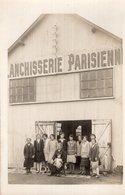 S1858 Cpa 92 Blanchisserie Parisienne - Peut être Gennevilliers, Quai Du Moulin De Cage - Gennevilliers