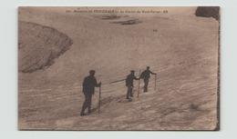 ASCENSION DE VIGNEMALE LE GLACIER DU MONT FERRAT 65 - Frankreich