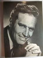 Carte Postale Charlton Heston -Acteur, Réalisateur Et Scénariste Américain   (  Forrmat 11X15 Cm Non Circulée ) - Artistes