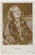 GRETA GARBO Actress - ROSS VERLAG , Actor, Vintage Old Photo Postcard - Acteurs