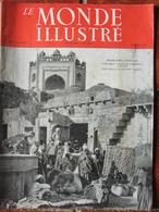 Le Monde Illustré (2 Août 1947) Indes Françaises - Amiral De Grasse - Drame Indonésien - Books, Magazines, Comics