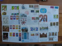 Surinam  FDC 14 Items - Suriname
