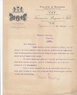 EYGUIERES FRANCOIS PAYAN HUILES SAVON PROPRIETAIRES IMPORTATEURS XPORTATEURS ANNEE 1911 - Francia
