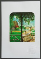 FDC Sur Document - YT BF N°62 - Jardins De France - 2003 - FDC