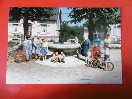 D 02 - Urcel - Fontaine Du Credo - Place De La Mairie - Inaugurée Et Bénie - Le Samedi 24 Septembre 1988 - Altri Comuni
