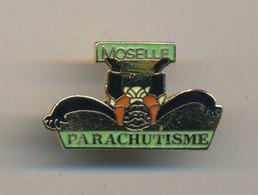 MOSELLE PARACHUTISME - Paracadutismo