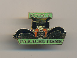 MOSELLE PARACHUTISME - Parachutisme