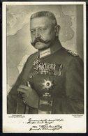 Thèmes - Generalfeldmarschall Paul Von Hindenburg - B/TB - - Personen