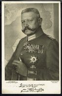 Thèmes - Generalfeldmarschall Paul Von Hindenburg - B/TB - - Characters