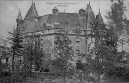 Chateau De Jumilhac Le Grand - Frankreich