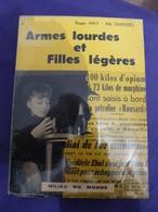 ARMES LOURDES ET FILLES LEGERES - ROGER MAY - NIK SANDERS  (cai104) (cai104) - Bücher, Zeitschriften, Comics