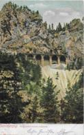 AK 0222  Semmering - Weinzettelwand-Gallerie / Verlag Glaser Um 1904 - Semmering